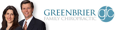 Greenbrier Family Chiropractic logo as seen on gfchiro.com
