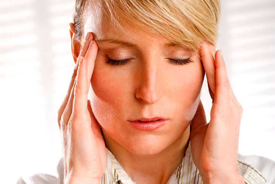 how to get rid of headache in back of head